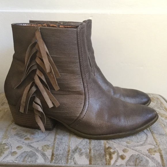 Kenneth Cole Reaction Shoes - Kenneth Cole Reaction Western Chelsea Boots, 9